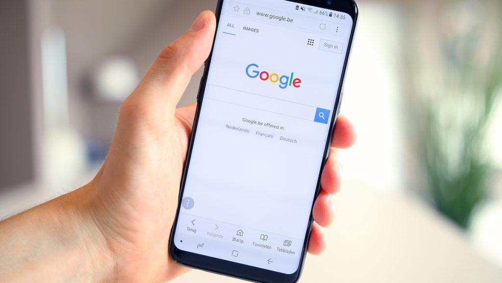 buscar imágenes en Google