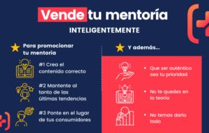 vender un servicio de mentoría